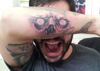 Tattooz Divi Layout 26