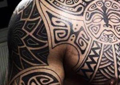 Tattooz Divi Layout 27
