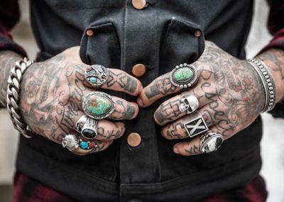 Tattooz Divi Layout 14